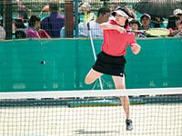 ソフトテニス部(女子)