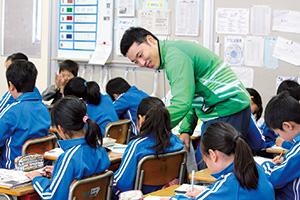 子ども教育学科