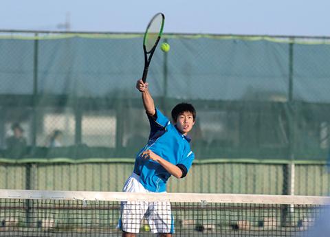 硬式テニス部(男子)